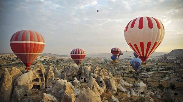 Kapadokya: inspiración nueVa colecciÓn