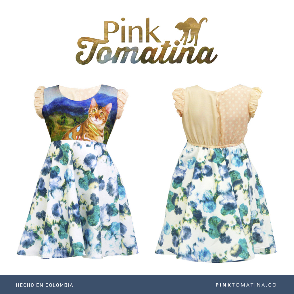 GATO / Descubre la nueva colección PiNk tomaTiNa !