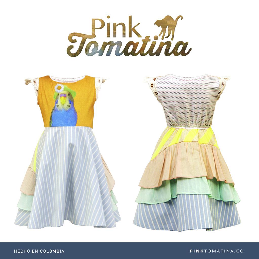 Periquito Azul / Soñando despierta la nueva colección PiNK tomaTiNa !